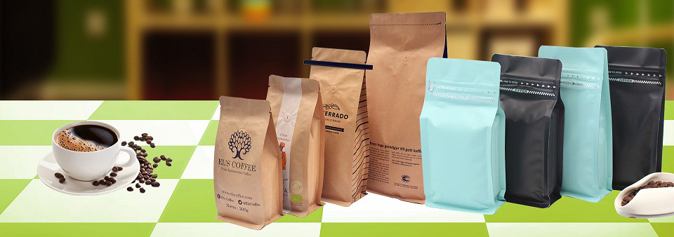 Coffee Beans Package