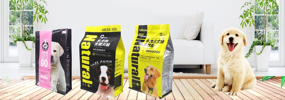 Pet Foods & Treats Package