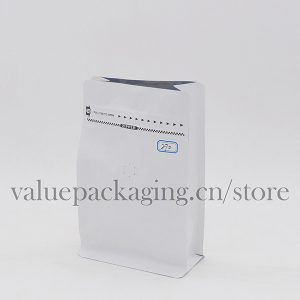 250g-coffee-pouch-white-kraft-paper-bag-china-factory