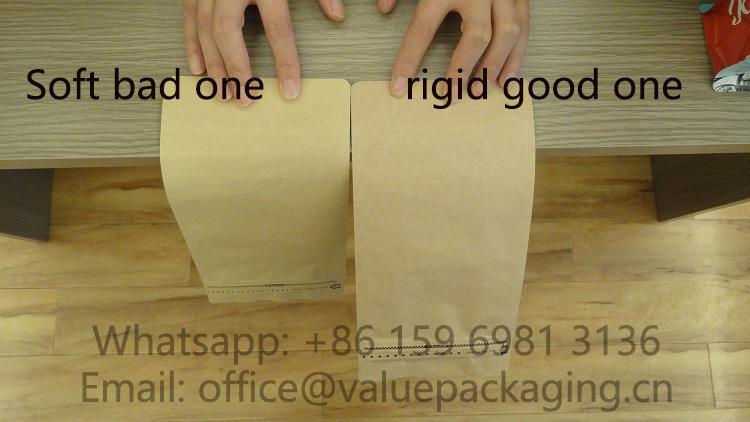 rigidity-compare-kraft-paper-coffee-bag