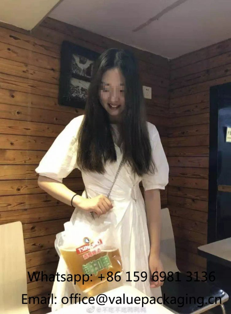 chinese-girl-with-beer-spout-doypack