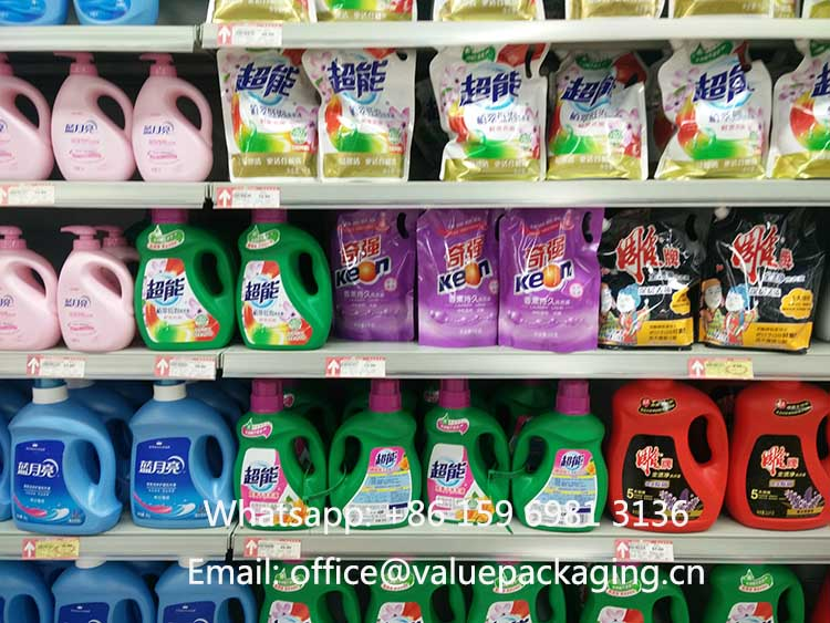 standup-spout-pouch-package-liquid-detergent-brands