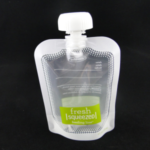 Clear-high-barrier-spout-doypack-for-baby-food