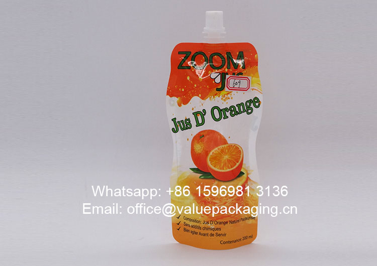 609-standing-spout-doypack-for-200ml-juice-hourglass-shape