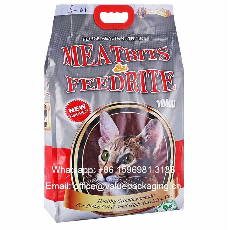 10kg-pet-food-plastic-pouch-with-plastic-top-handle