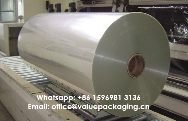 PET film made in China for printing substrate