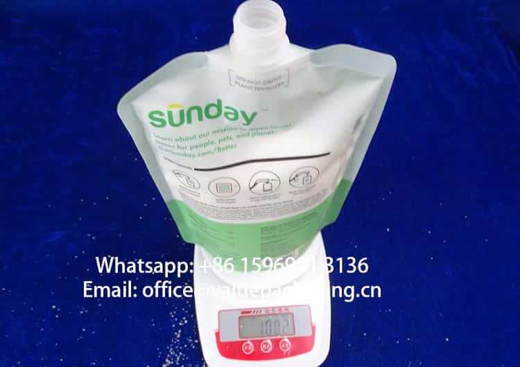1000g-sugar-filled-into-standing-doypack